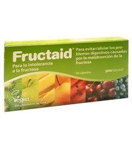 Suplementos para la fructosa