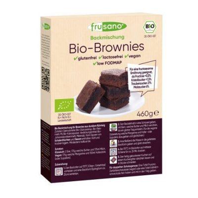 brownie sin fructosa