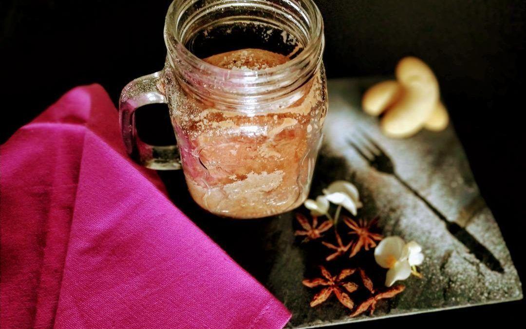 Bizcocho en taza sin fructosa, sin lactosa y sin gluten!