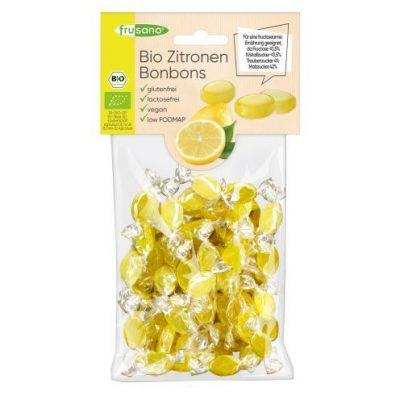 Caramelos de limón sinfructosa